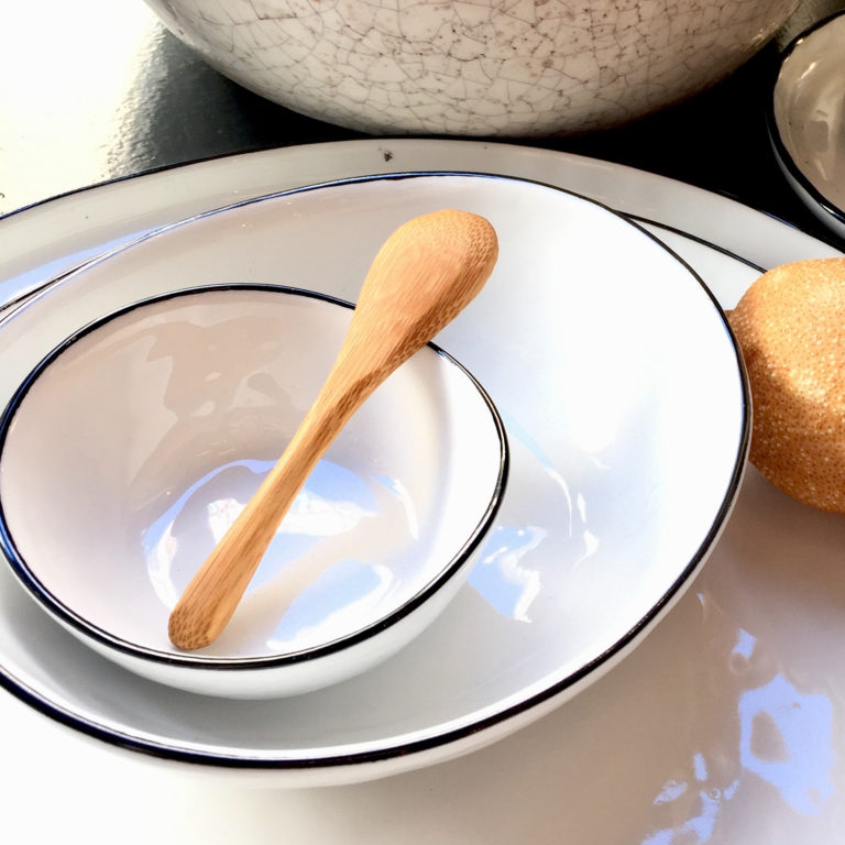 Coupelles salt brost